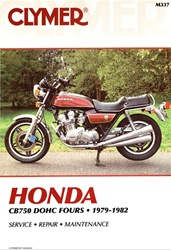 Honda DOHC Fours - CB750 Manual