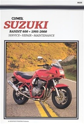 Suzuki Bandit 600 Service and Repair Manual
