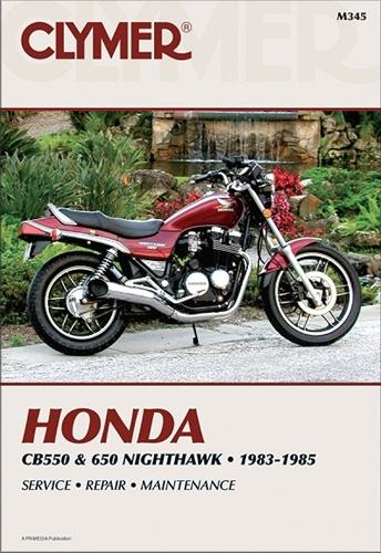 honda cb550 cb650 nighthawk manual service repair owners rh themanualstore com motorcycle manual honda motorcycle manual honda