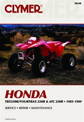 Honda ATC 250r - TRX 250r Manual