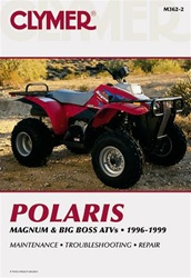 Clymer Polaris Magnum - Big Boss Repair Manual