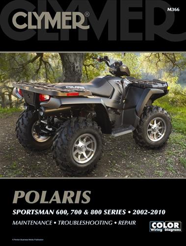 Polaris sportsman manual 600 700 800 atv service repair polaris sportsman manual for 600 700 and 800 models sciox Images