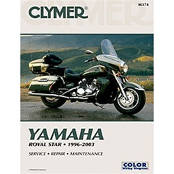 Yamaha Royal Star Manual