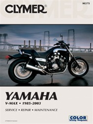 Yamaha V-Max Manual