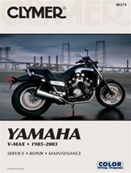 Yamaha V-Max Manual
