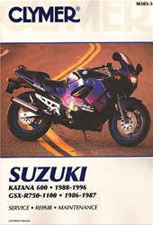 Suzuki Service and Repair Manual