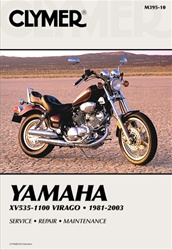 Yamaha Virago Manual