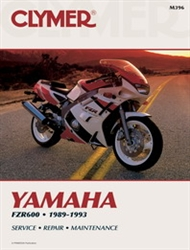 Yamaha FZR600 Manual