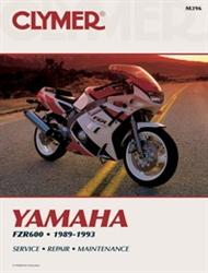 Yamaha FZR600 Manual