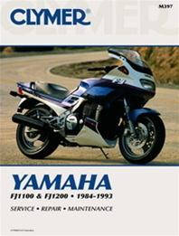 yamaha fj1100 and fj1200 manual service repair owners rh themanualstore com 91 FJ1200 1987 Yamaha Venture