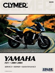 Yamaha FZ1 Manual