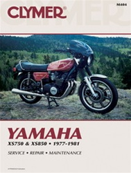 Yamaha XS750 & XS850 Manual