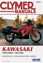 Kawasaki Concours Manual
