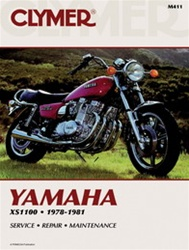 Yamaha XS1100 Manual