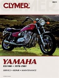 Yamaha XS1100 Manual