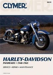Harley Davidson Panhead Manual