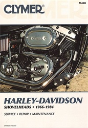 Harley Davidson Shovelhead Service and Repair Manual