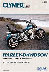 Harley Davidson Dyna Glide Manual 1991-1998