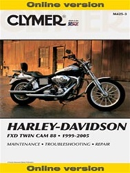 Harley Davidson FXD Twin Cam 88 Repair Manual