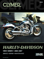 Harley Davidson VRSC Series Manual