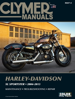 harley davidson sportster xl883 xl1200 service and repair manual rh themanualstore com Harley 883 Manual 2018 Harley-Davidson Sporster Manual
