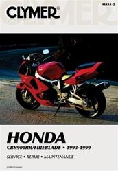 Honda CBR900RR/Fireblade Manual