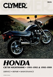 Honda CB750 Nighthawk Manual
