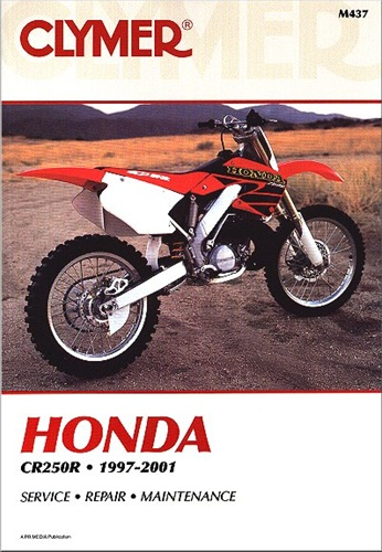honda cr250 manual service owners repair manuals rh themanualstore com honda cr250 workshop manual honda cr250 workshop manual