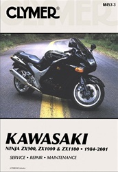 Kawasaki Ninja Manual Service and Repair Manual