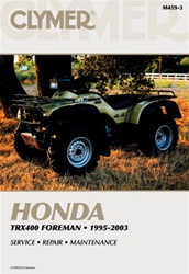Clymer Honda Foreman TRX 400 Repair Manual