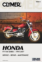 Honda VT1100 Shadow Manual