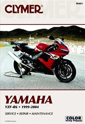 Yamaha YZF-R6 Manual