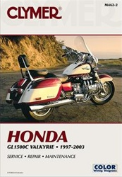 Honda GL1500C Valkyrie Manual
