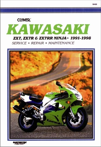 M469 2 kawasaki ninja manual (zx7, zx7r, zx7rr) service and repair wiring diagram zx7r troubleshooting at soozxer.org