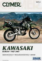 Kawasaki KLR650 Manual
