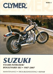 Suzuki Boulevard - Intruder Manual (S83, VS1400)