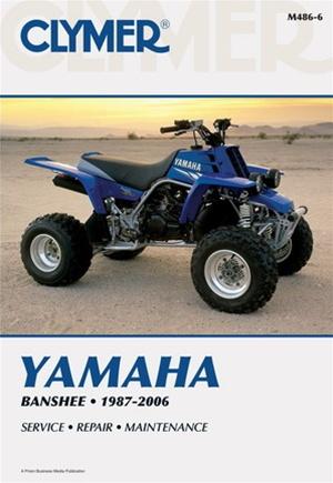 yamaha banshee manual repair service shop rh themanualstore com