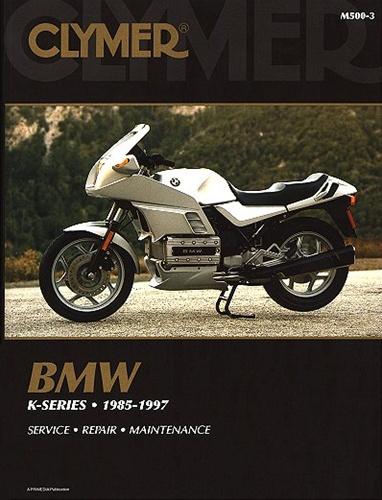 BMW K75, K100, K1, K1100, ABS Manual   Service   Repair   Owners