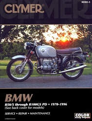 BMW R50, R60, R65, R75, R80, R90, R100, R100GS PD Manual