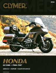 Honda GL1200 Goldwing Manual