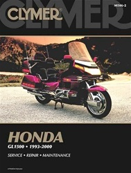 Honda GL1500 Goldwing Manual