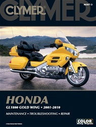Honda Goldwing GL1800  Manual