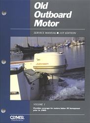 Outboard Repair Manual
