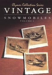Vintage Snowmobile Manual Volume 1