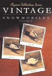 Vintage Snowmobile Manual Volume 2