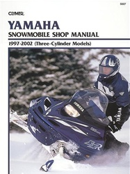 Yamaha Snowmobile Manual 1997-2002