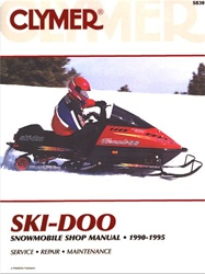 Ski-DooSnowmobile Manual 1990-1995