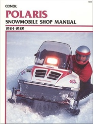 Polaris Snowmobile Manual 1984-1989