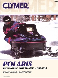 Polaris Snowmobile Manual