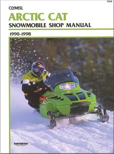 Arctic Cat Snowmobile Manual